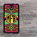 Boho chic pattern  design hard case for Samsung Galaxy