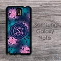 Tessellar Galaxy Note case intershot colours