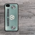 Retro volkswagen old car design iPhone hard cover