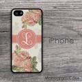 Vintage roses - iPhone hard case