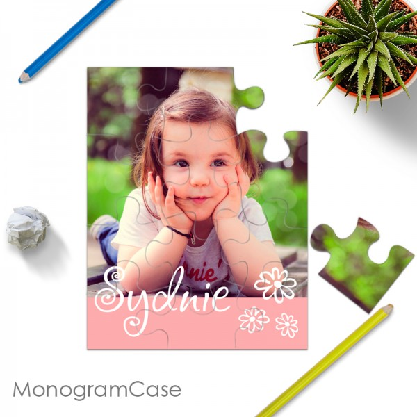 Personalized photo picture puzzle create your own