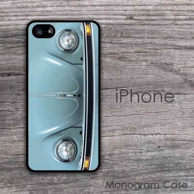 VW bug retro design customized iPhone cover