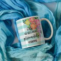 Baby announcement mug - Only the best moms get promoted to Grandma